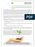 Factsheet September 2013