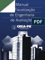 Manual de Fiscalizao de Engenharia de Avaliacoes - 2013