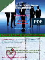 PPT kewirausahaan