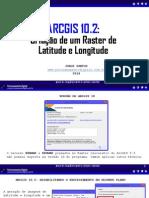 ArcGIS10_RASTER_LATLONG
