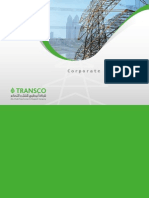 TRANSCO Profile - English 2012