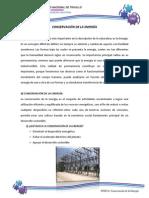 Informe-conservacion de La Energia