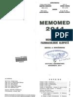 Memomed 2014 Partea I