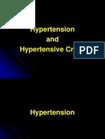 HIPERTENSI & Hipertesni krisis