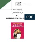 Andjelika u Novom Svijetu - Anne i Serge Golon