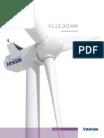 Vestas V112-3.0 MW Wind Turbine