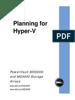 Powervault Md3000 Md3000i Planning