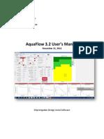 AquaFlow 3.2 UserManual