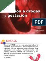 Adicción a drogas y gestación