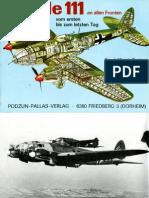 Waffen Arsenal - Band 050 - He 111 an allen Fronten