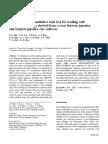 Identification of QTLs Seedling Cold Tolrance_2012_kkJena_euphytica