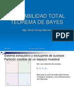Probabilidad Total Bayes