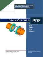 Flanges Conforme Normas ANSI DIN ISO e NBR