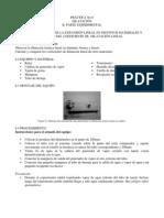 Práctica No 6 Dilatacion Lineal