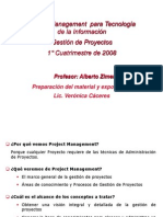 Clase Project Management - 1_ ¦°C 2008 Resumido