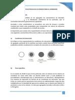 INFORME CARACTERÍSTICAS FÍSICAS DE LOS ÁRIDOS PARA EL HORMIGÓN.docx