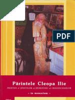 Parinete Cleopa - Prieten Al Sfintilor Si Duhovnic Al Credinciosilor (SCANATA)