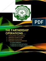 The Partnership Operation