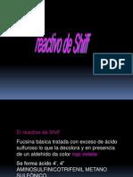 3. Reactivo de Shiff 09