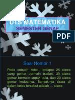 Uts Math Smt Genap Kls 7 2013 2014
