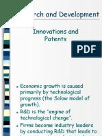 R&D Innovation