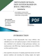 Virtex 2 Pro Fpga