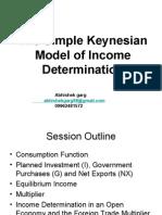Keynesian logic1