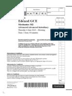 1306 M2 June 2013 - Withdrawn Paper