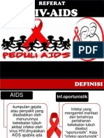 Ppt Referat Hiv-Aids
