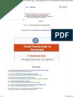 4 1 21 Temel Immunoloji Ve Kavramlar