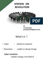 Cyber Revoluion