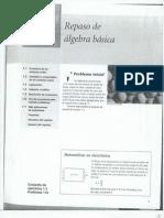Notas de Matematicas Curso de Induccion
