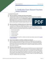 CompTIA A+ Discount Vouchers FAQs