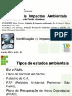 Aula 04- Identificacao de Impactos Ambientais