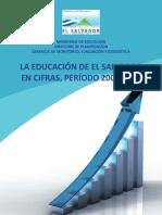 4. MINED La Educación de El Salvador en Cifras 2004-2011