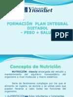 Presentacion Nutrición