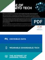 The Rise of Incognito Tech 2014