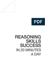 Reasoning Skills - An Excellent Material by University of Western Cape