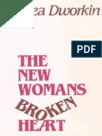 The New Womans Broken Heart - Andrea Dworkin - pdf.pdf