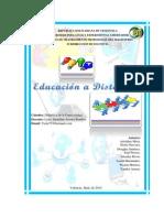 Educación Distancia