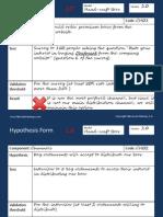 handcraft beer - 10 hypothesis forms v 2 0 - results