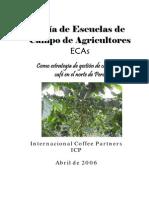 Ecas en Cafe
