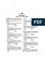 SBI-PO-12!10!2008 Solved Question Paper Version II