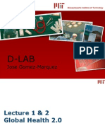 D-Lab I Lecture