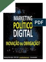 Marketing Poítico Digital 2014