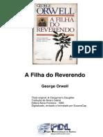 George Orwell - A Filha Do Reverendo