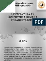 Acupuntura Humana Rehabilitatoria