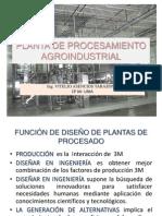 1 Planta de Procesamiento Agroindustrial