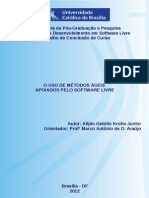 Métodos Ágeis e Software Livre