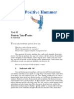 The Posotive Hammer--The Final Copy